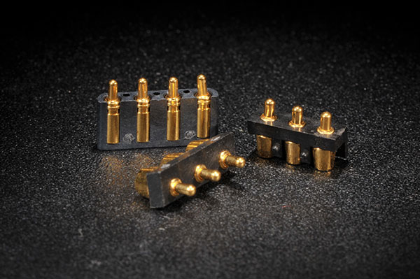 側接式Pogo Pin連接器