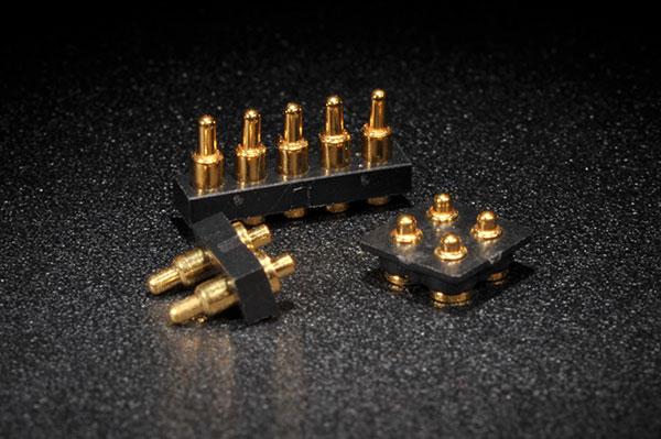 直立式Pogo Pin連接器