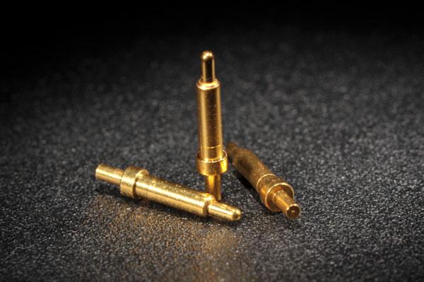 帶尾針Pogo Pin單針