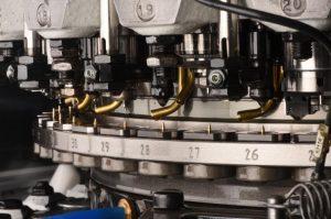 高精度自動組式合機床