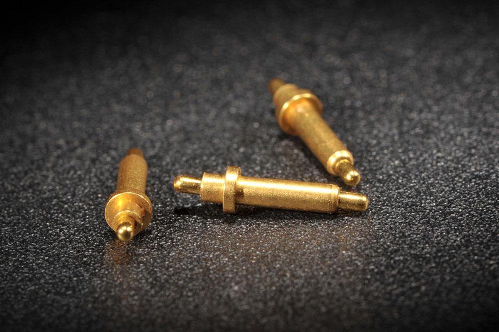 spring loaded pogo pins
