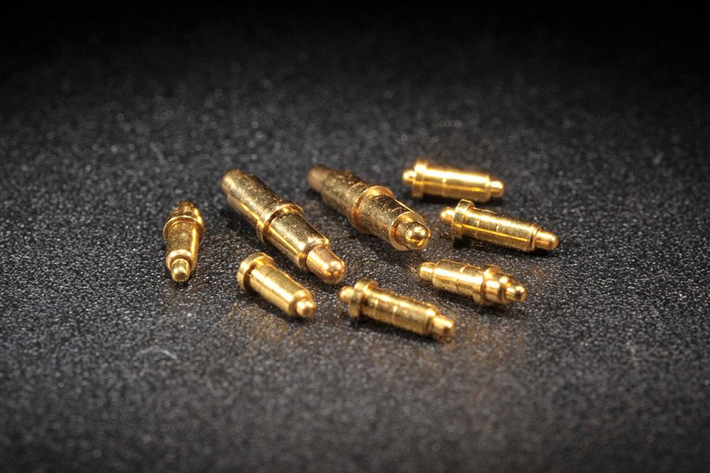雙頭Pogo Pin連接器